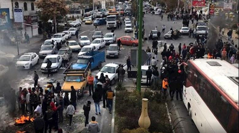 وحشت از قیام در مجلس ارتجاع - محبی نیا: شیراز نسبت به سایر مناطق کشور مورد نگرانی است - #مرگ_بر_خامنه_ای