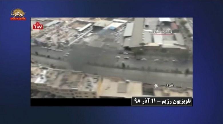 تصاویر اختصاصی ارسالی برای سازمان مجاهدین خلق ایران از شهر شورشی بهبهان + فیلم - #IranProtests #اعتراضات_سراسری #من_شورشی_هستم