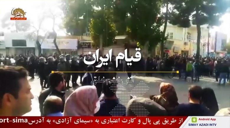 وحشت از فرو ریختن خامنهای